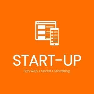 sito web startup